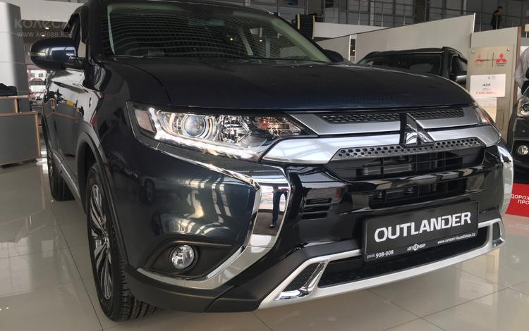 Mitsubishi Outlander 2019 года за 10 634 000 тг. в Караганда