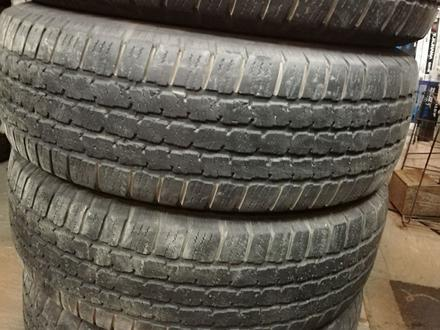 Шины Michelin; 235/70r16, 4 шт., M + S за 45 000 тг. в Алматы