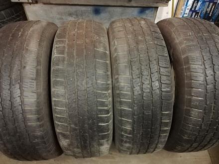 Шины Michelin; 235/70r16, 4 шт., M + S за 45 000 тг. в Алматы – фото 5