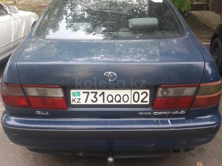 Toyota Carina E 1992 года за 1 300 000 тг. в Алматы – фото 5