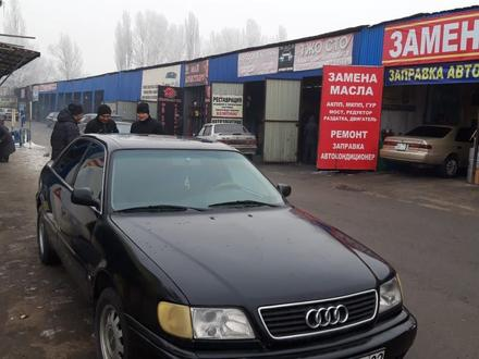 Audi A6 1995 года за 1 600 000 тг. в Алматы – фото 2