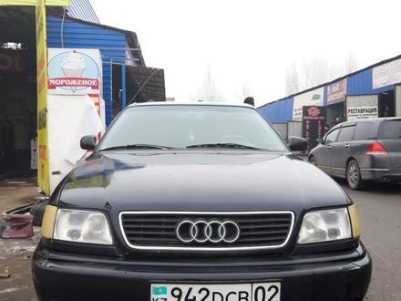 Audi A6 1995 года за 1 600 000 тг. в Алматы – фото 4
