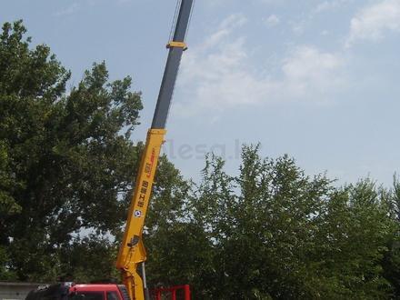 FAW  кран-5тонн, шасси-10тонн 2019 года за 18 500 000 тг. в Алматы – фото 12