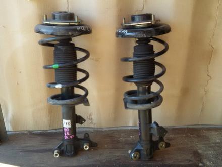 Стойки передние в сборе на NISSAN PRIMERA P12, V1.8 автомат… за 22 000 тг. в Караганда