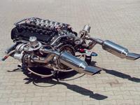 Контрактный двигатель Audi a8 d3 2002 — 2010 за 1 234 тг. в Усть-Каменогорск