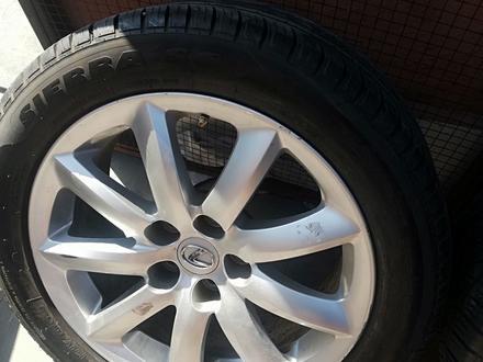 Комплект шин с дисками из Японии без пробега по кз за 85 000 тг. в Алматы – фото 11