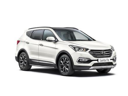 Hyundai Santa Fe 2017 года за 45 444 тг. в Алматы