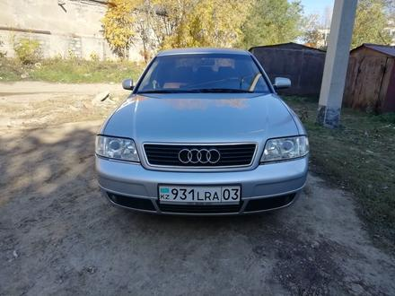 Audi A6 1997 года за 1 900 000 тг. в Кокшетау – фото 6