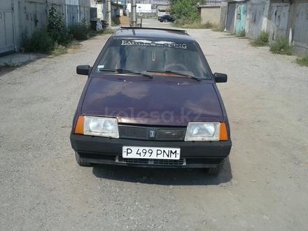 ВАЗ (Lada) 2108 (хэтчбек) 1997 года за 350 000 тг. в Рудный – фото 8