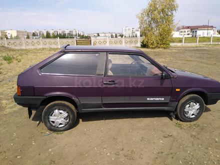 ВАЗ (Lada) 2108 (хэтчбек) 1997 года за 350 000 тг. в Рудный – фото 9