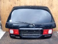 На Тойоту Пикник Picnic крышка багажника в сброе за 50 000 тг. в Алматы