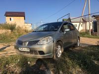 Nissan Tiida 2007 года за 2 500 000 тг. в Алматы
