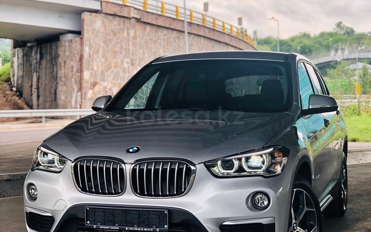 BMW X1 2018 года за 12 570 000 тг. в Алматы