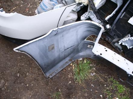 Задний бампер на Lexus LX570 с 16 года оригинал, треснут… за 35 000 тг. в Нур-Султан (Астана) – фото 5