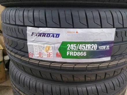 255/40 ZR20 Farroad новая летняя шина за 35 000 тг. в Алматы