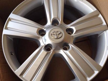 Новые диски R17 5*150 Toyota Lexus за 125 000 тг. в Актау