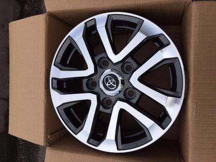 Новые диски R17 5*150 Toyota Lexus за 125 000 тг. в Актау – фото 6