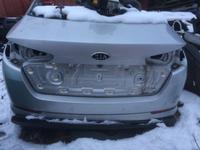 Задний бампер на Kia Optima за 340 тг. в Алматы