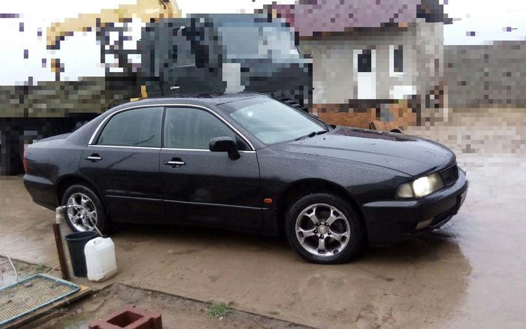 Mitsubishi Diamante 1998 года за 950 000 тг. в Алматы