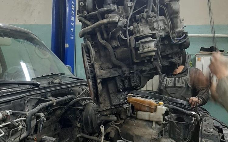 Двигатель zd30 с навесным и АКПП за 450 000 тг. в Актау