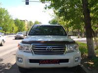 Toyota Land Cruiser 2013 года за 18 900 000 тг. в Нур-Султан (Астана)