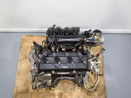 Двигатель qr20 Nissan Wingroad (ниссан вингроуд) за 111 тг. в Алматы – фото 2