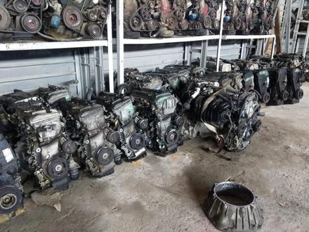 Двигатель на toyota kluger (тойота клюгер) за 666 тг. в Алматы – фото 2