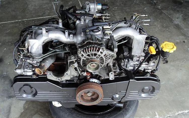 Двигатель Subaru за 240 000 тг. в Алматы