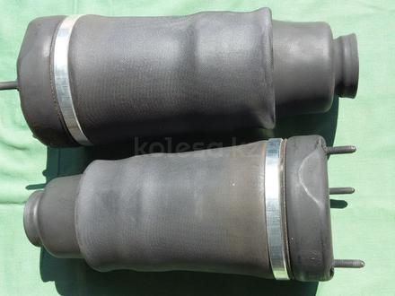 Пневмобаллоны пневмоподушки Mercedes Мерседес GL ML R за 75 000 тг. в Костанай – фото 6
