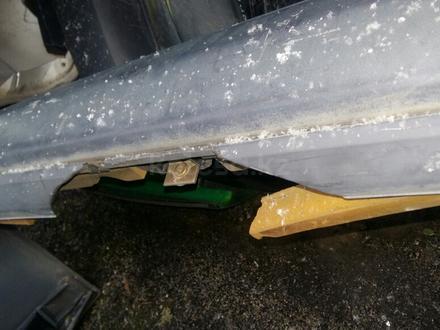 Задний бампер на Мерседес 124 Mercedes w124 за 15 000 тг. в Семей – фото 2
