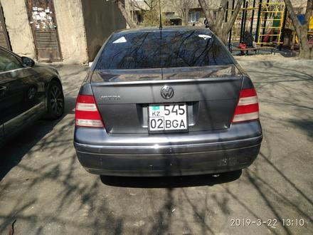Volkswagen Jetta 2004 года за 2 200 000 тг. в Алматы – фото 11