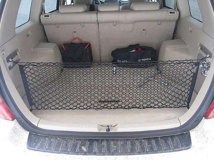 Универсальные сетки для багажника за 2 500 тг. в Алматы – фото 3