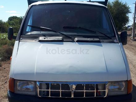 ГАЗ А21R22 (ГАЗель NEXT бортовой) 1997 года за 1 200 000 тг. в Кызылорда