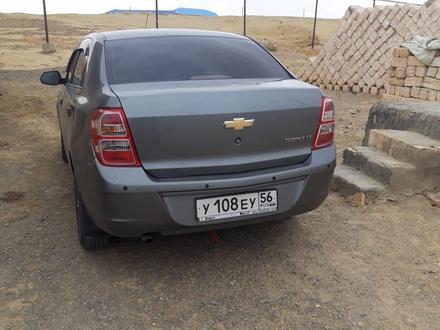 Chevrolet Cobalt 2013 года за 2 000 000 тг. в Актау – фото 3