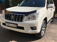 Toyota Land Cruiser Prado 2012 года за 11 500 000 тг. в Алматы