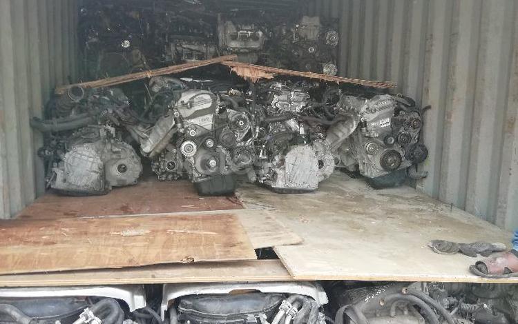 Двигатель Инфинити FX35 3, 5 VQ35 4wd за 111 тг. в Алматы