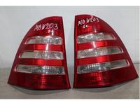 Задние фонари на MB w203 универсал за 30 000 тг. в Караганда