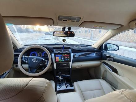 Toyota Camry 2015 года за 8 700 000 тг. в Нур-Султан (Астана)