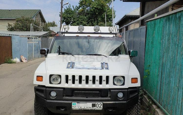 Hummer H2 2003 года за 14 000 000 тг. в Алматы