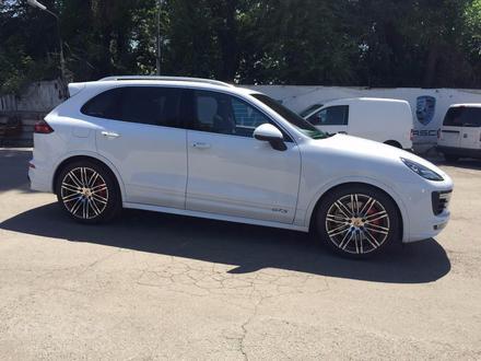 Новые диски на Porsche Cayenne R20-R21 Имеются за 250 000 тг. в Алматы – фото 4