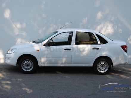 ВАЗ (Lada) 2190 (седан) 2014 года за 2 150 000 тг. в Алматы – фото 5