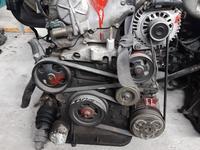 Двигатель Nissan X-trail 2, 5л (ниссан хтрейл 2, 5л) за 999 тг. в Алматы
