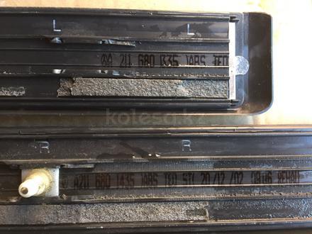 Накладки порогов внутренние Мерседес W 211 за 12 000 тг. в Караганда – фото 2