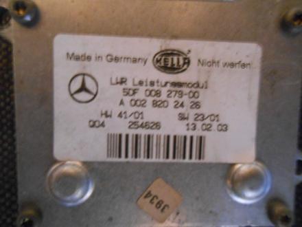 Блок адаптации фары Mercedes-Benz A0028202426 за 10 000 тг. в Алматы – фото 3