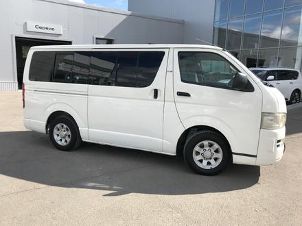 Toyota HiAce 2006 года за 3 500 000 тг. в Костанай – фото 23