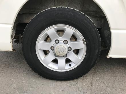Toyota HiAce 2006 года за 3 500 000 тг. в Костанай – фото 29