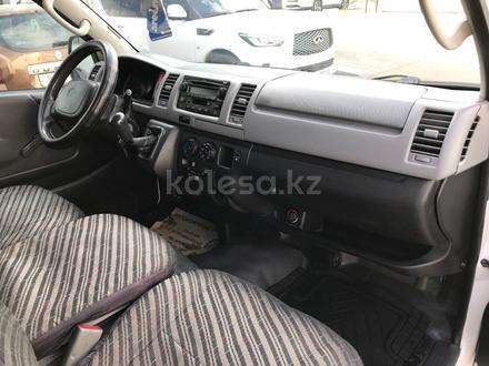 Toyota HiAce 2006 года за 3 500 000 тг. в Костанай – фото 33