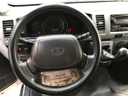 Toyota HiAce 2006 года за 3 500 000 тг. в Костанай – фото 41