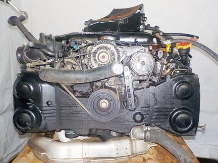 Двигатель Subaru Forester 2, 0л (субару форестер 2, 0л) за 666 тг. в Алматы