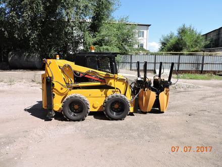 МКСМ  минипогрузчик с ковшом деревопересадчиком и гусеницами WECAN 1100 2019 года за 24 990 000 тг. в Алматы – фото 40